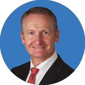 John Fenwick, Board Member