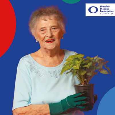 Age-related macular degeneration booklet