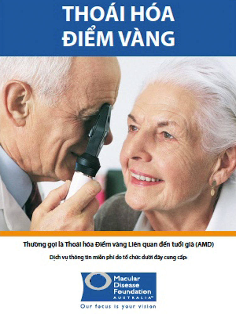 Vietnamese AMD booklet cover