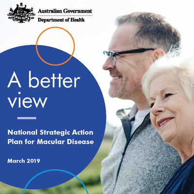A better view – National Strategic Action Plan for Macular Disease