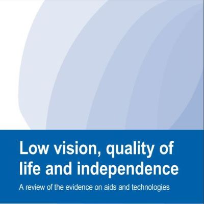 MDFA Low Vision report