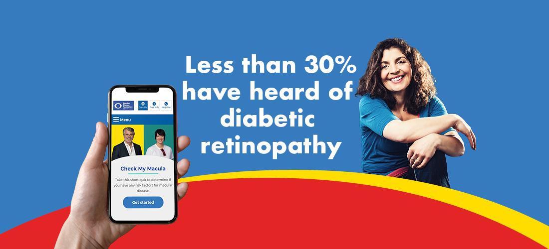 Macula Month: diabetic eye disease