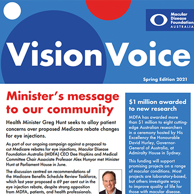 Vision Voice spring 2021